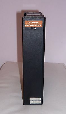 NEW Eurotherm 8 channel analogue output T151 FREE SHIPPING