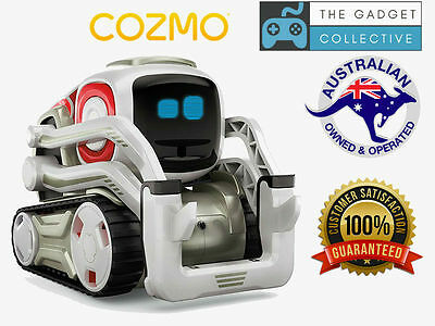 Cozmo Anki Interactive Robot Toy With a Personality! - Control from phone!