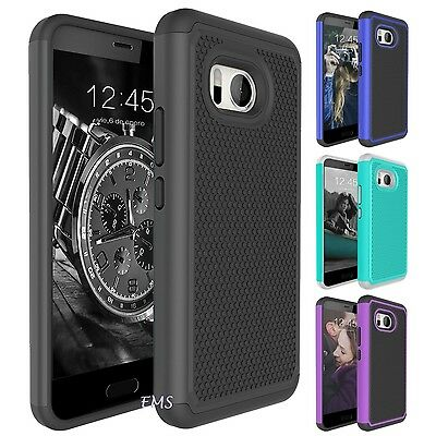 Tough Strong Heavy Duty Armor Shockproof Case Cover For HTC U11