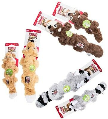 KONG Scrunch Knots Small/Medium FreeShipping (Sold Individually)