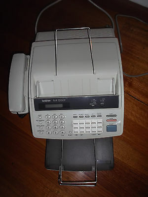 """""""brother"""" Fax Machine Model 1200P (Working Condition)"""