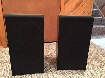 Pair Dynaphase Model 110 Speakers (Wharfedale E30) Pickup only