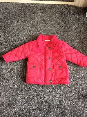 Girls Next Quilted Jacket 3-6 Months