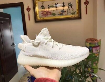 yeezy boost 350 v2 cream white size 9-13
