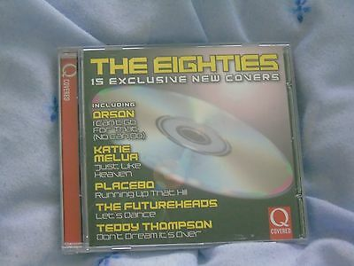 Q The Eighties - 15 exlusive new covers CD