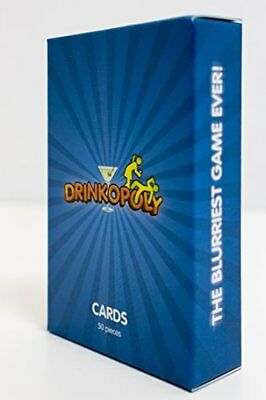 Drinkopoly - Additional cards