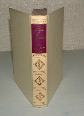 Hardback book The Heart Of Midlothian by Sir Walter Scott pub by Nelson & Sons