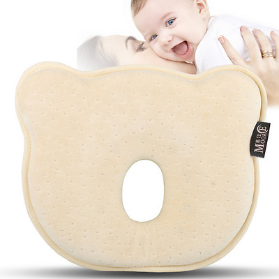 New Soft  pillow Baby Pillow Prevent Flat Head Memory Cushion Sleeping Support