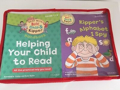 Read with Biff, Chip and Kipper Levels 1-3 - 32 Books Rrp £163.67