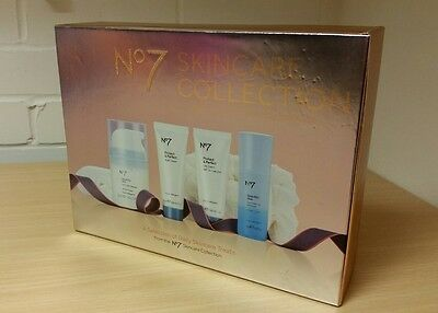 Boots No7 Protect & Perfect Skincare Collection - New
