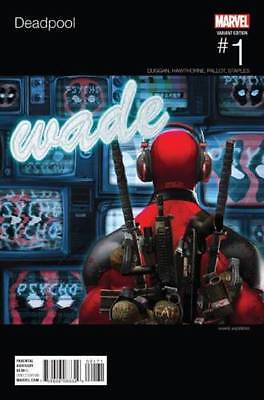 Deadpool #1 (Vol 1) Hip Hop Variant Cover by Kaare Andrews