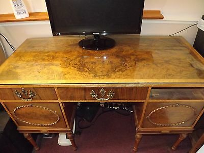 Reproduction antique desk or dressing table