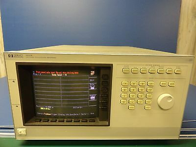 Hewlett Packard  54120B  Digitizing Oscilloscope Mainframe