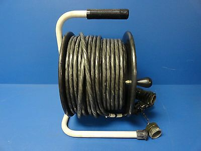 Military Tropo SAT SUPP  Radio RF 50 FT. Cable w/reel, 903203-1