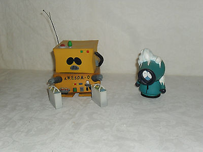 South Park A.W.E.S.O.M.O and Frozen Kenny Figures