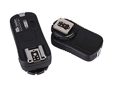 Pixel TF-371 Soldier Wireless Grouping Flash Trigger Control for Canon Cameras