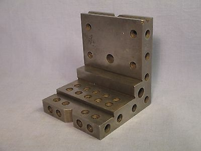 Machinist Angle Set-Up Block or Plate /     JE 175