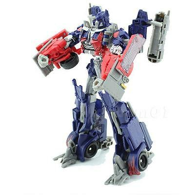 Intellectual Gift Transformers Robots Figure DIY Toy Assembling Build Toy
