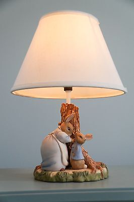 Peter Rabbit Nursery Lamp