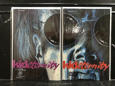 Lot of 2 Kid Eternity #1 & 2 (1991 Series DC) Combiend Shipping Deal!