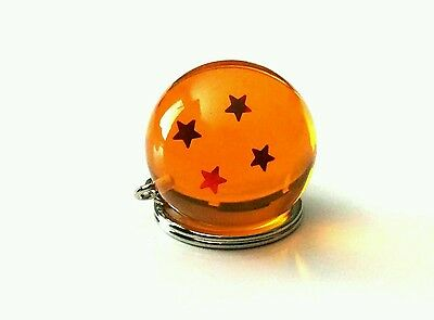 Dragon Ball Z - 4 Star Keychain keyring DBZ