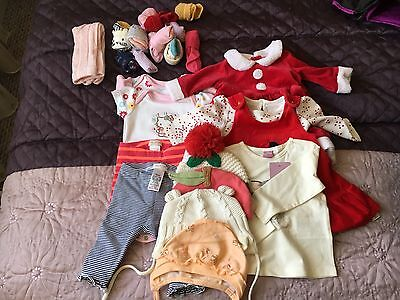 Baby Girl Bundle Up To 1 Months 0-3