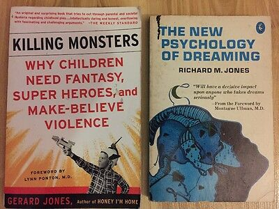 Psychology Books, Killing Monsters And The New Psychology Of Dreaming