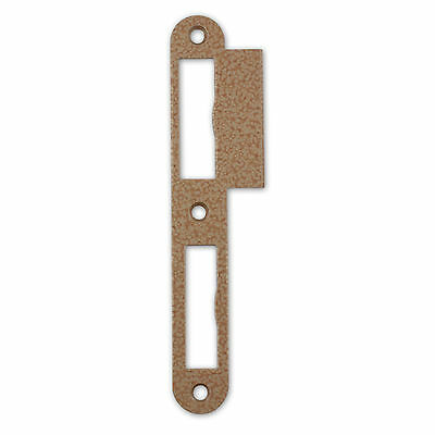 Steel Limba Strike Locking Door Plate - DIN L - For Single & Double-Turn ZB7