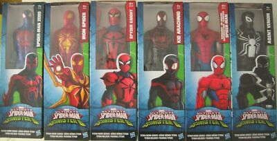 Ultimate SPIDER-MAN vs SINISTER 6 SET COMPLETO SPIDERMAN 6 Action figure Hasbro