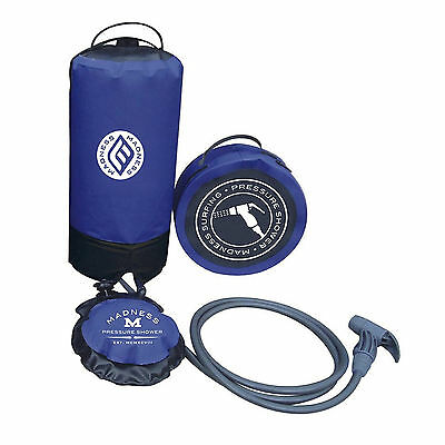 Madness Portable Solar Pressure Shower / Surfing / Watersports / Camping