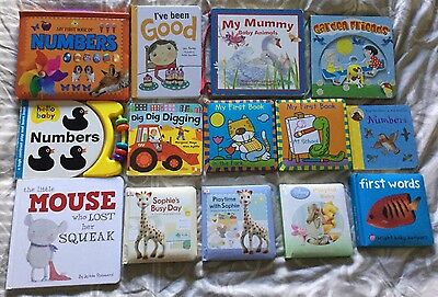 14x Toddler/Children's Picture Books - bulk lot