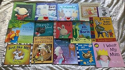 15x Children's Picture/Story Books-The Things I Love About... & Family- bulk lot