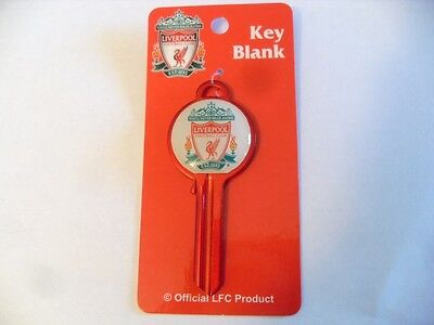 Liverpool Footbal Club Official Blank Door Key