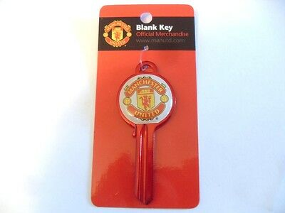 Manchester United Footbal Club Official Blank Door Key