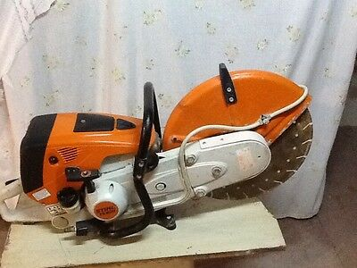 Stihl TS-800 Gas Powered Wet or Dry Cut Off Saw