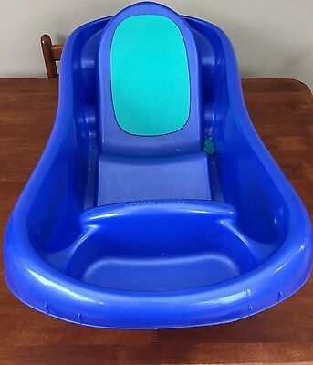 First Year's Baby To Infant Bath Tub - Blue Colour