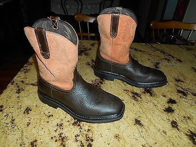 Ariat Men's Square Toe boots, size 8 1/2 EE