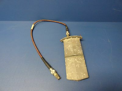 Military Radio Aircraft Antenna, w/cable , AT 256A/ARC, Frequency 225-400 MHz