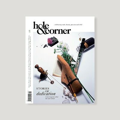 Hole and Corner magazine, issue 1, mint condition