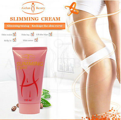 Aichun Beauty 3Day Slimming Fat Burning Cellulite Weight Lose Massage Cream 150g