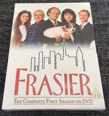 Frasier DVD Boxset The Complete First Season (Series 1)(2003, 3-Disc Set) NEW