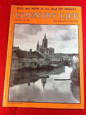 COUNTRY LIFE Magazine : 30th August 1946