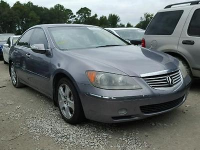 2005 Acura RL  2005 Acura RL RUN / DRIVE - FOR PARTS - PARTING OUT