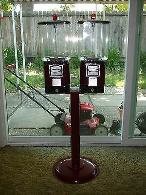V-Line Double Head Candy Machine Double Head With Base Pick Up Only Napa 94558