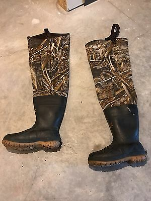 Insulated Hip Boots made by Cabela's