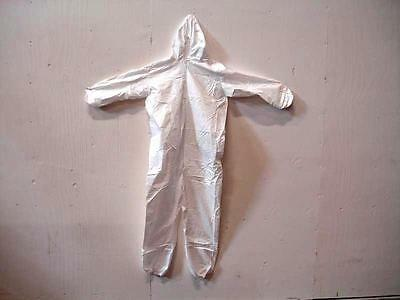 Lakeland Micromax 2XL 3XL Protective Tyvek Coveralls with Hood (25) Full Case