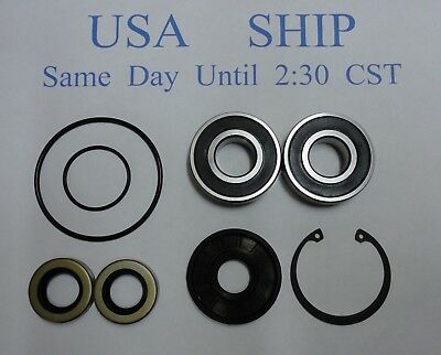 Repair kit for Mercruiser Bravo Raw Water Pump 46-807151A9 46-807151A12