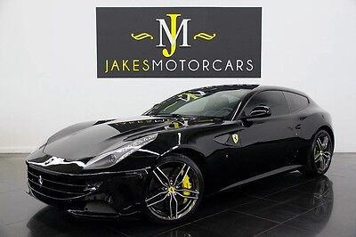 2014 Ferrari FF ($330K MSRP) 2014 FERRARI FF, $330K MSRP! 9800 MILES, BLACK/BLACK, LOADED W/OPTIONS! PRISTINE