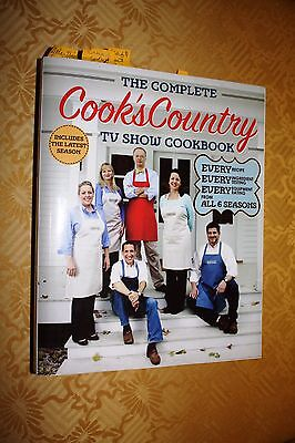 The Complete Cook's Country TV Show Cookbook: Every Recipe, First Six Seasons
