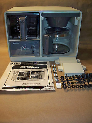 Black and Decker Spacemaker 10-Cup Coffee Maker SDC2AG Type 1 with Brackets